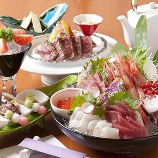 和食の粋を手頃な価格で満足できるお料理