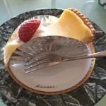 アンプリル - チーズタルト