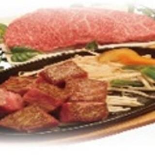 日本が世界に誇る黒毛和牛ステーキ
