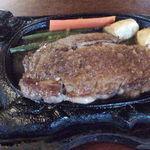 ステーキいづつや - いづつやサーロインステーキ 300g