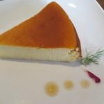 ローズコーポラス - おからのチーズケーキ