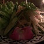 クローバー - 青パパイヤのサラダ イチオシ!