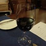 ボンヌマン - グラスワイン