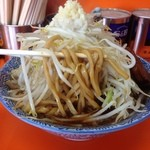 23684914 - 醤油ラーメン・野菜マシ