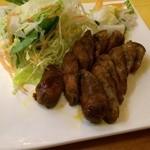 パッタイクン - 料理写真:チェンマイソーセージ(945円)