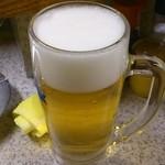 23685399 - 生ビール(キリン一番搾り)