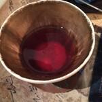 23686408 - 雪国紅茶 きれいな水色