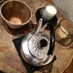 23686417 - 雪国紅茶のセット