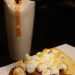 MAX BRENNER CHOCOLATE BAR - チョコレートチャンクピザ&80'sミルクシェイク
