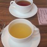 サロン・ド・テ ルピシア - 紅茶でカンパイ☆