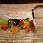 23688637 - 鮮魚のカルパッチョ