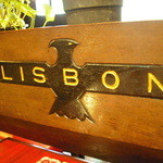 リスボン珈琲店 - コンドルにLISBON