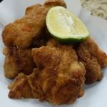 閑清居 - 精華若鶏の唐揚げ