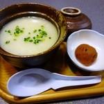 あがつま農協焼肉燦 - 韓国風しらす粥