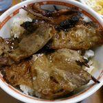 東京チカラめし - 焼き牛丼のアップ