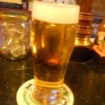 IG - まずはビールで