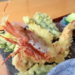 魚将軍 - 料理写真:天ぷら