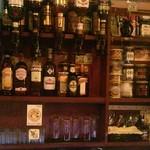 IG - バックバーのお酒たち