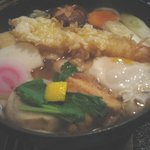 安田屋晴右衛門 - 鍋焼きうどん