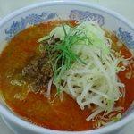 ラーメン工房 繁 - 味噌担々麺