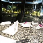 ザ・レギャン・トーキョー - テーブルからの眺め