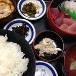 Maguroryourikibun - 昼定食B