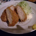23701828 - 鶏メンチカツ