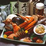 きくよ食堂 - 料理写真:活魚と豊富なお酒が揃っている