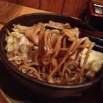 武士道 - ふと麺の麺リフト