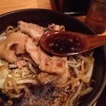 武士道 - うまみ溢れるスープ