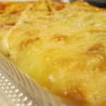 BAKER'S PLACE - チーズとごぼうのピザ(180円)