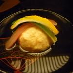 23703914 - ☆煮物椀は海老真丈(●^o^●)☆