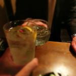 炭火焼鳥 権兵衛 - 本日2回目の乾杯~