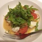 コロッセオ中目黒 - フルーツトマトとリコッタチーズのパスタ