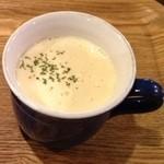 オーガニックスープ・コロンボ - コーンクリームスープ
