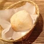 オーガニックスープ・コロンボ - ドイツパン