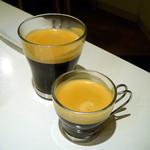 サン・ヴァンサン - コーヒー&エスプレッソ