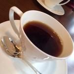 寿カフェ - ホットコーヒー