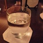 ザ ロビーラウンジ - ☆まずはお水で喉を潤しましたぁ(*^。^*)☆