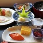 シーサイドホテルかもめ - 料理写真:朝食