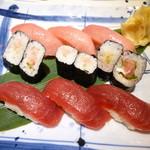23712320 - まぐろ寿司1943円