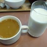 ホテル・アルファ-ワン - 3日目の朝食