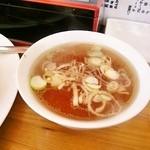 厚味 - スープ