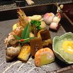 田舎茶屋 千恵 - 前菜