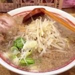 ビストロde麺酒場 燿 - 初代らーめん 650円(大盛り無料)