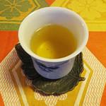 柳桜園茶舗 - いただきました