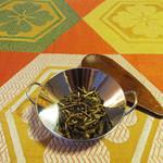 柳桜園茶舗 - かりがね焙じ茶の茶葉