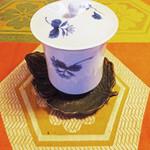 柳桜園茶舗 - 鍋島焼のお湯のみで・・