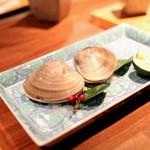 楽膳柿沼 - ハマグリ