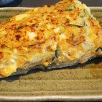 旬菜 さい藤 - サワラの里芋サラダ焼き定食
